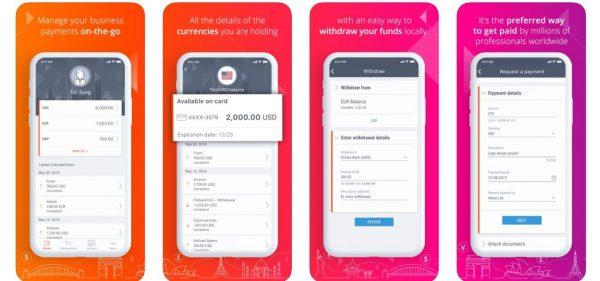 Payoneer Paypal alternative