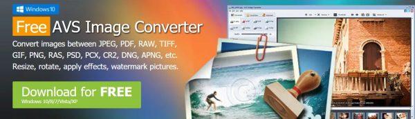 AVS Image Converter Logo