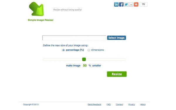 Simple Image Converter Logo