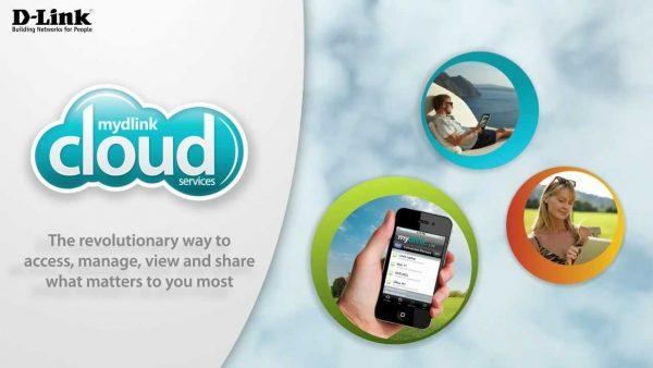 D-Link Cloud Services