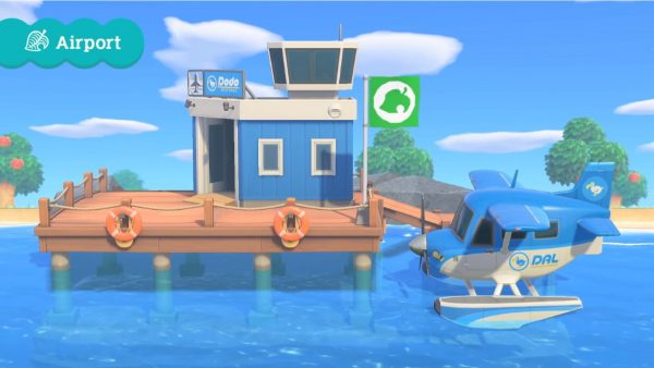 Animal Crossing Traveling to Other Islands