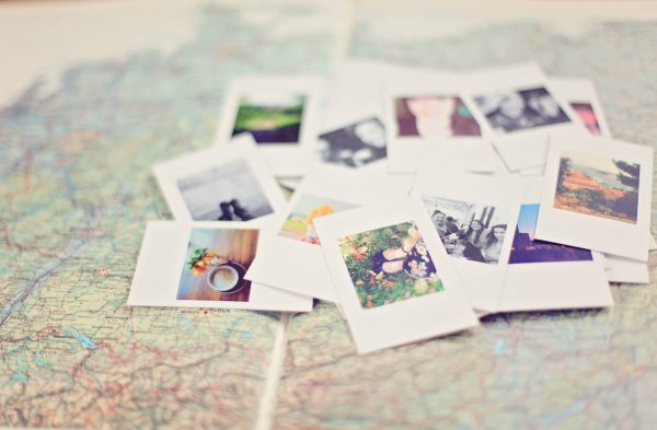 Scattered Photos