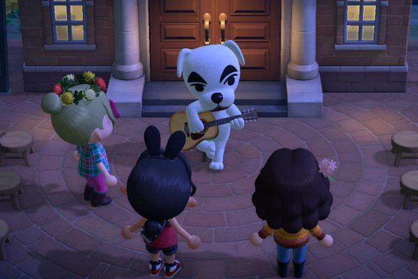 Animal Crossing KK Slider Singing