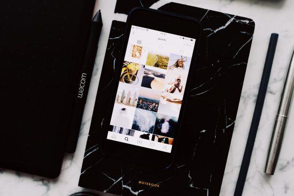 Photos on Tablet Device