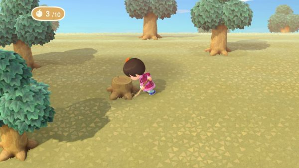 Animal Crossing Fruit Superpowers