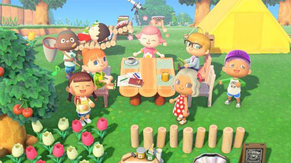 Animal Crossing History