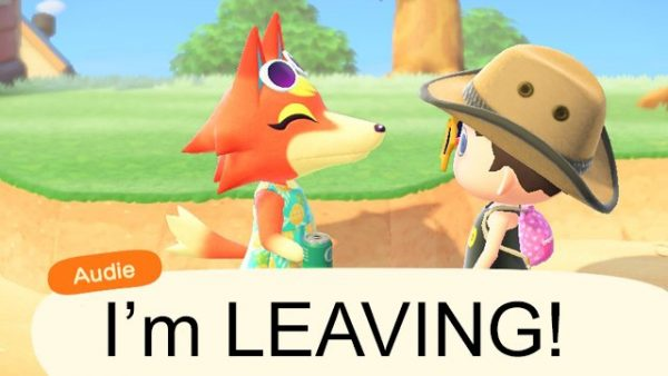 Animal Crossing Getting Villagers to Leave
