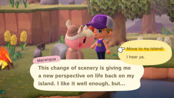 Animal Crossing Inviting New Villagers