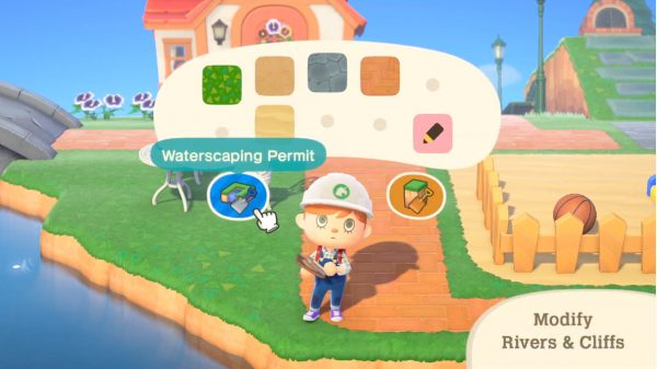 Animal Crossing: Landscaping Your Island