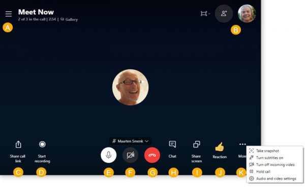 Skype Meet Now, Zoom Alternative