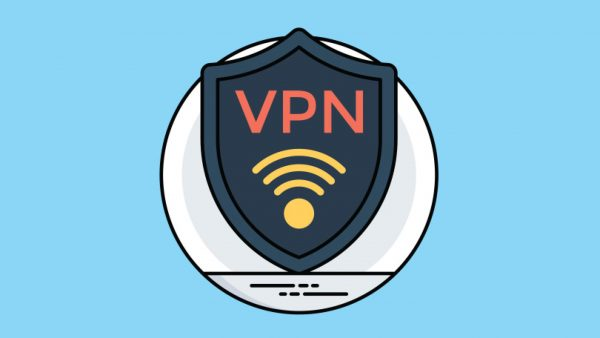VPN, disguises you when downloading.