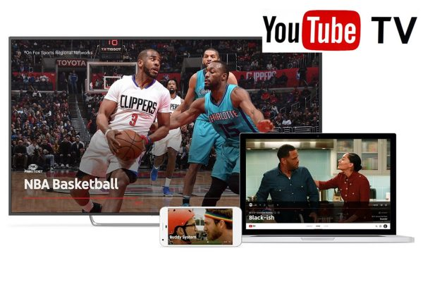 YouTube TV Sports, best sports streaming sites