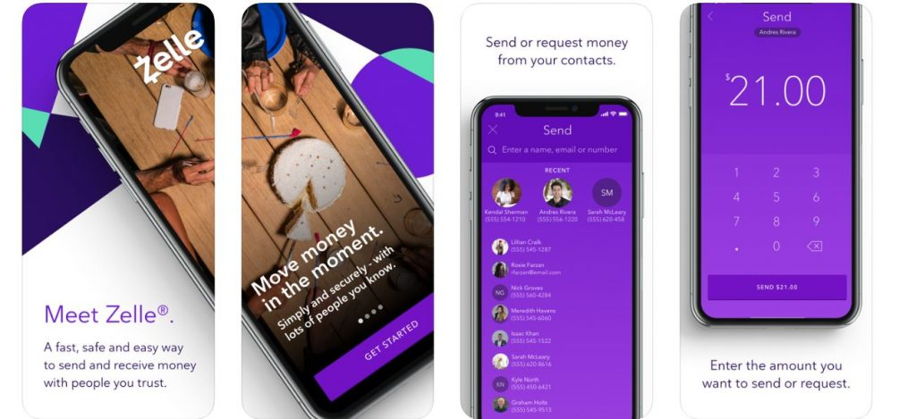 Zelle Paypal alternative