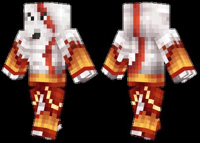 minecraft skins kratos