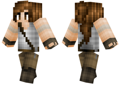 minecraft skins lara croft