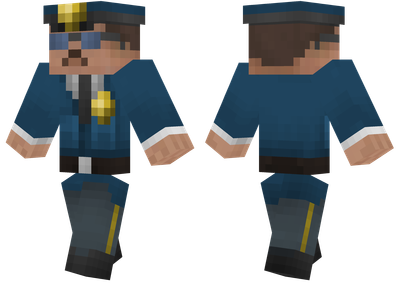 minecraft skins police officer