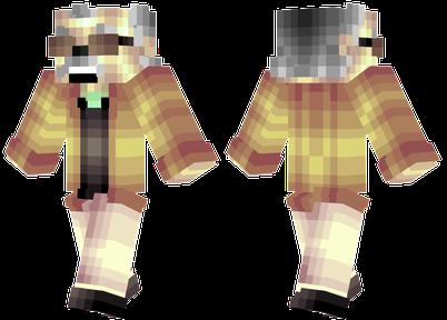 minecraft skins stan lee