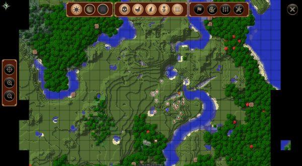 best minecraft mods journeymap