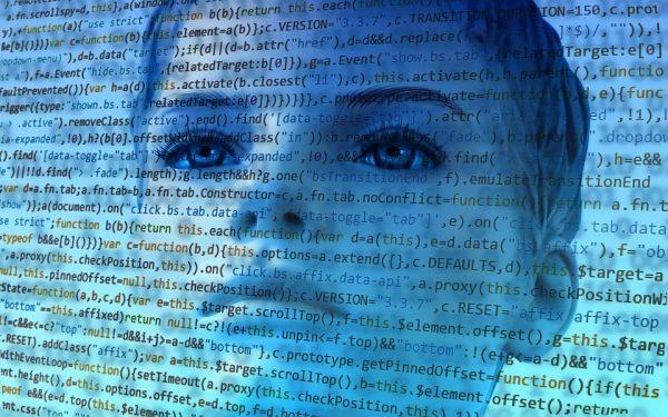 Sophia the Robot recognizes human faces