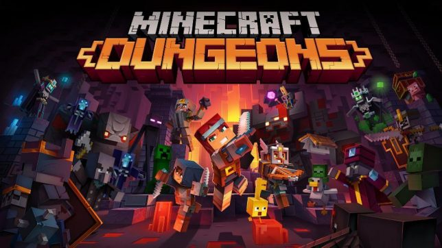 The Ultimate Guide to Minecraft Dungeons