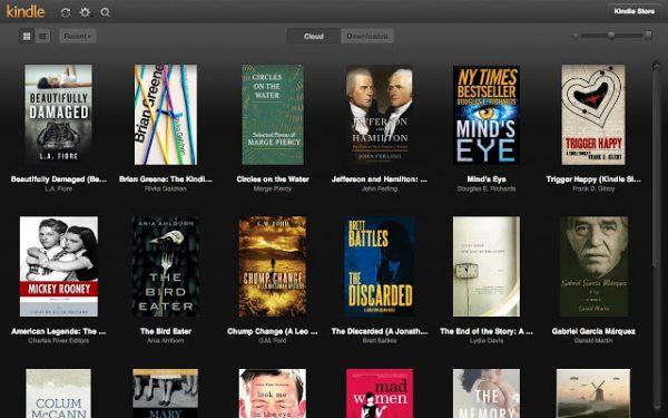 Amazon Free Kindle eBooks