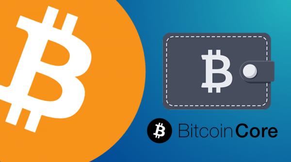 Bitcoin Core Crypto Wallet