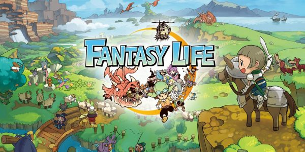 Fantasy Life: One of the Best Games like Animal Crossing