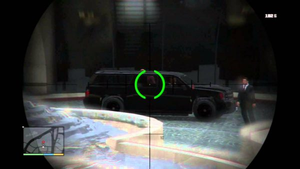 GTA V Assassination
