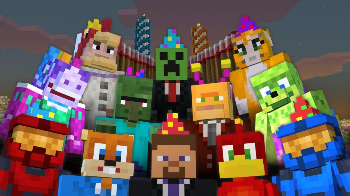 Minecraft Characters Mojang - Free Game Hacks