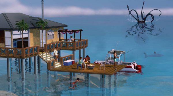 Sims 3: Island Paradise
