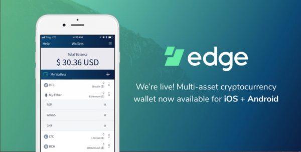 Edge Crypto Wallet