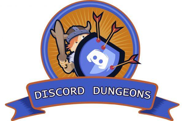 Discord Dungeons Discord Bot