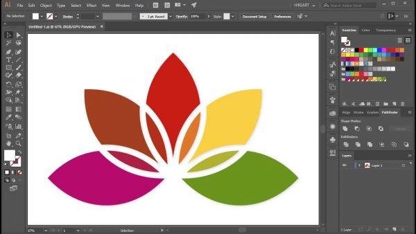 Adobe Illustrator Sample