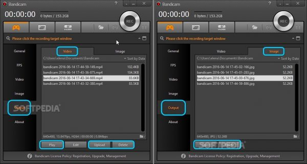 Bandicam Screen Recorder