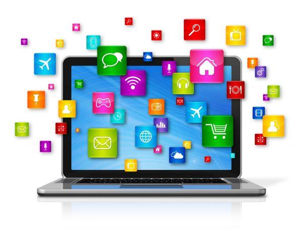 Colorful Desktop Icons