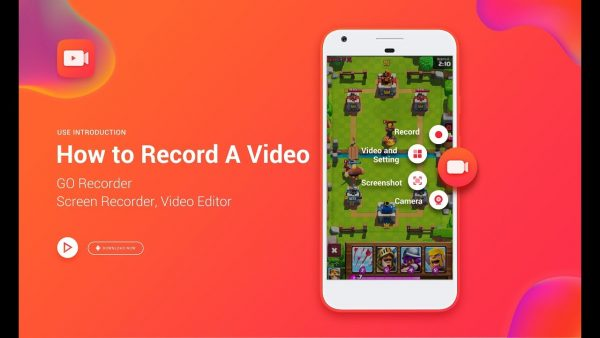 GoRecord Screen Recorder