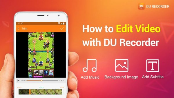 DU Recorder Screen Recorder