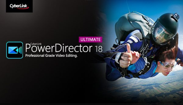 PowerDirector18