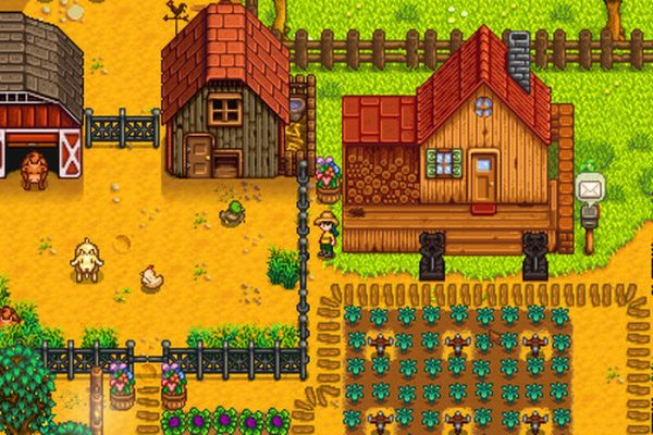 Stardew Valley: One of the Best Games like Animal Crossing