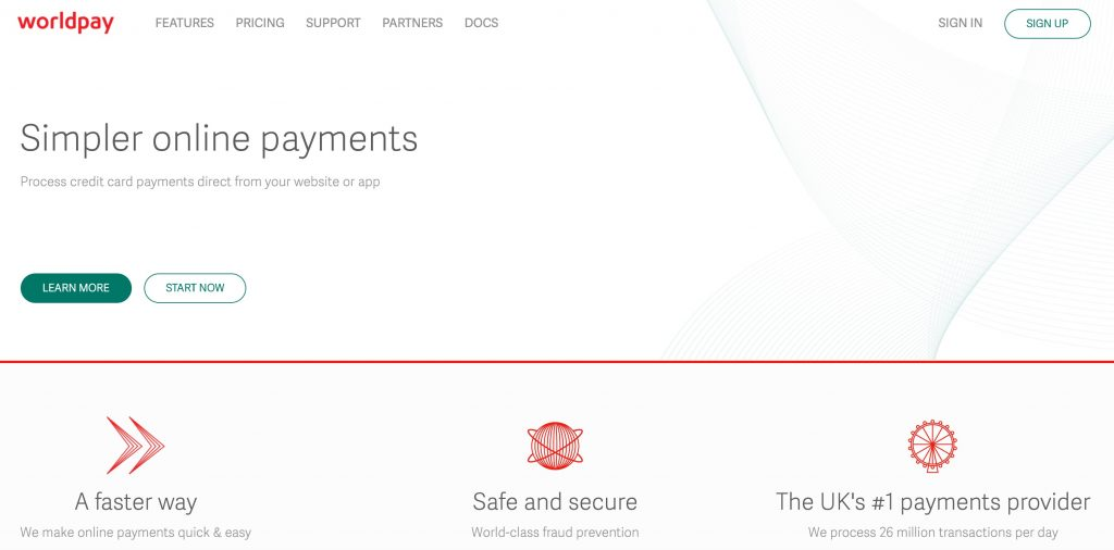 WorldPay payment service alternatives to Paypal