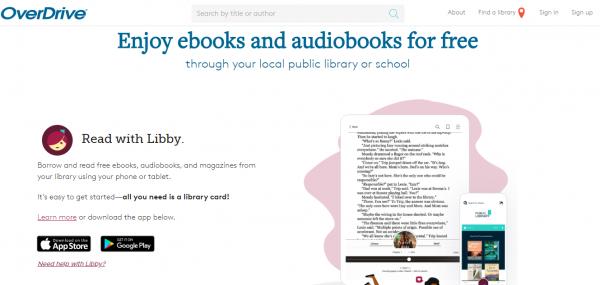 Overdrive free kindle books