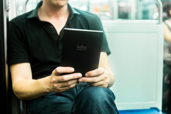 Reading in Public with an eReader