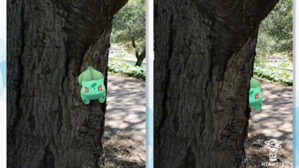 Pokemon Go Bending Reality AR