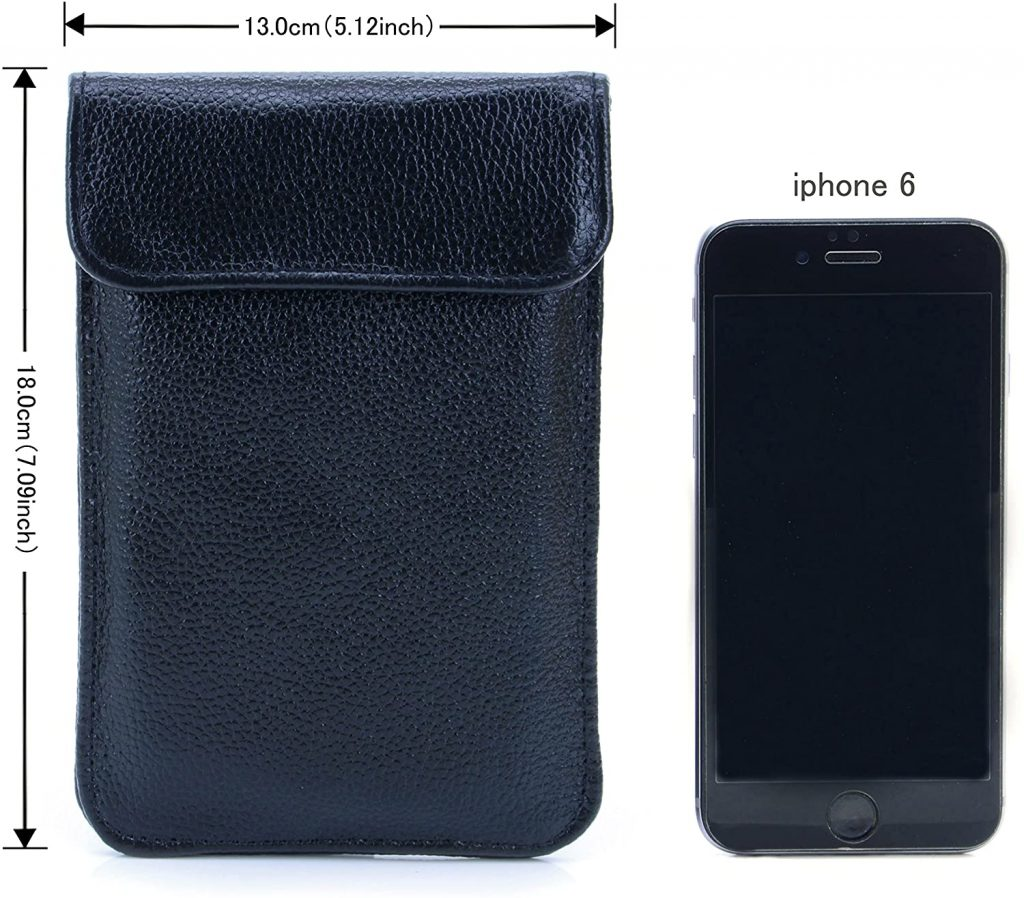http://U-TIMES%20Leather%20RFID%20Cell%20Phone%20Signal%20Blocking%20Pouch