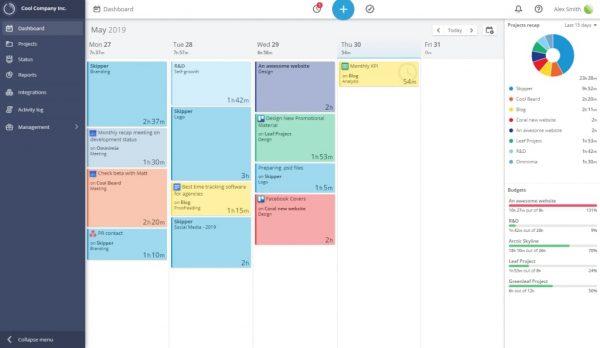 Timeneye: Best Time Tracking App