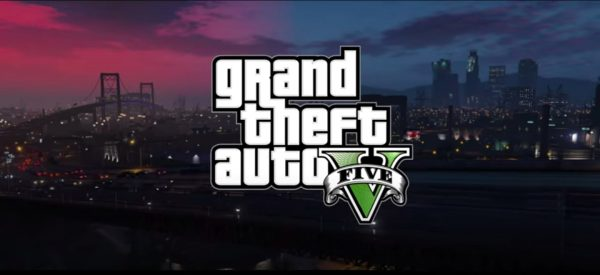 GTA V by Rockstar Games