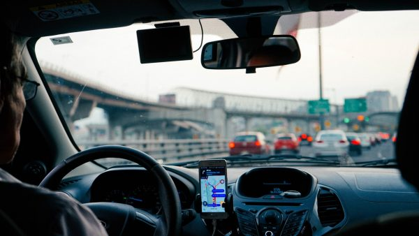 AI in Ride sharing apps