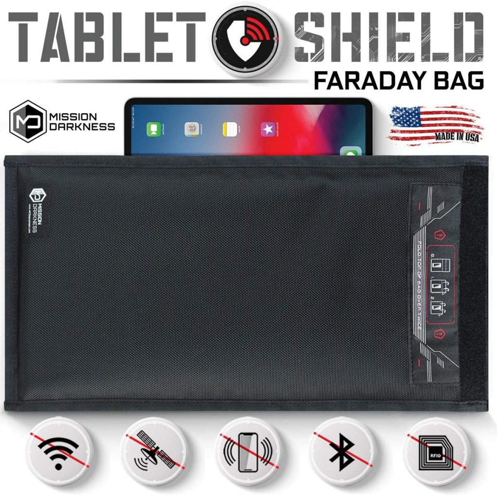 http://Mission%20Darkness%20Non-Window%20Faraday%20Bag%20for%20Tablets