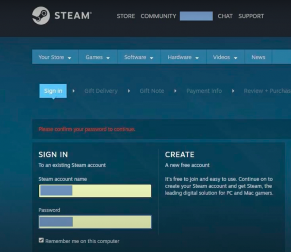 Steam Wallet How To Add Funds Buy Games And More Robots Net