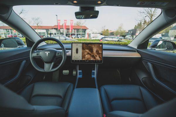 AI in self-driving cars